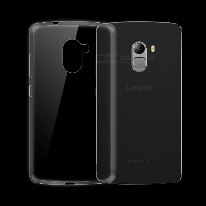 Dayspirit Ultra-thin TPU Back Case for Lenovo Vibe K4 NoteTPU Cases<br>ColorTransparentModelN/AMaterialTPUQuantity1 pieceShade Of ColorTransparentCompatible ModelsLenovo Vibe K4 NotePacking List1 x Case<br>