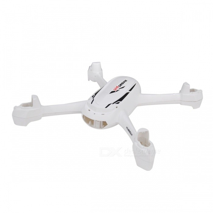 Hubsan H502E-01 Plastic Body Shell for Hubsan H502E - WhiteOther Accessories for R/C Toys<br>ColorwhiteModelH502E-01MaterialPlasticQuantity1 pieceCompatible ModelH502EPacking List1 x Body shell cover<br>