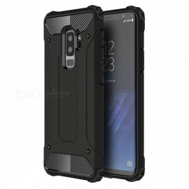 Dayspirit King Kong Armor Style Shockproof Anti-Scratch Protective Back Cover Case for Samsung Galaxy S9 Plus , S9+