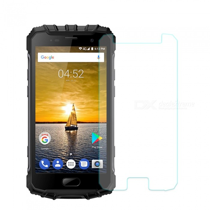 OCUBE Explosion Proof Tempered Glass Screen Protector for ulefone Armor 2Screen Protectors<br>ColorTransparentModelulefone Armor 2MaterialTempered glassQuantity1 pieceCompatible ModelsUlefone Armor 2Features2.5DPacking List1 x Tempered glass screen protector1 x Wet Cloth1 x Dry Cloth1 x Dust Sticker<br>