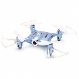 SYMA X21W WIFI FPV 4CH 6 Aixs Gyro RC Quadcopter RTF with Altitude Hold Mode - Blue