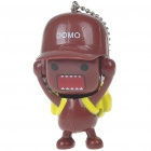 Cute Domo-Kun Figure Bag Chain with Different Faces (Color Assorted)