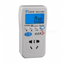 T9 Powerbay Updated Version Energy Saving Mini Power Meter Power Monitor