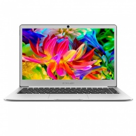 Teclast F7 14 polegadas business office ultrafinas janelas 10 laptop com 6 GB de RAM, 64 GB ROM - prata
