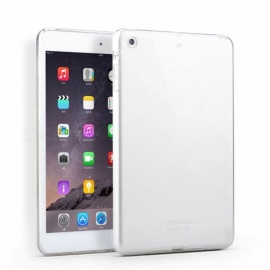 Kitbon Ultra-thin Silicone Back Cover Clear Soft TPU Skin Case Protector for APPLE IPAD MINI 1 2 3