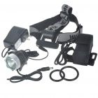 SSC P7 4-Mode 900-Lumen LED Headlamp/Bike Light Set (4*18650)