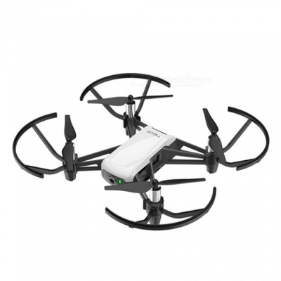Tello Aircraft with 5MP HD Camera 720P WiFi FPV 8D Flips Bounce Mode STEM Coding Compatible Controller VR