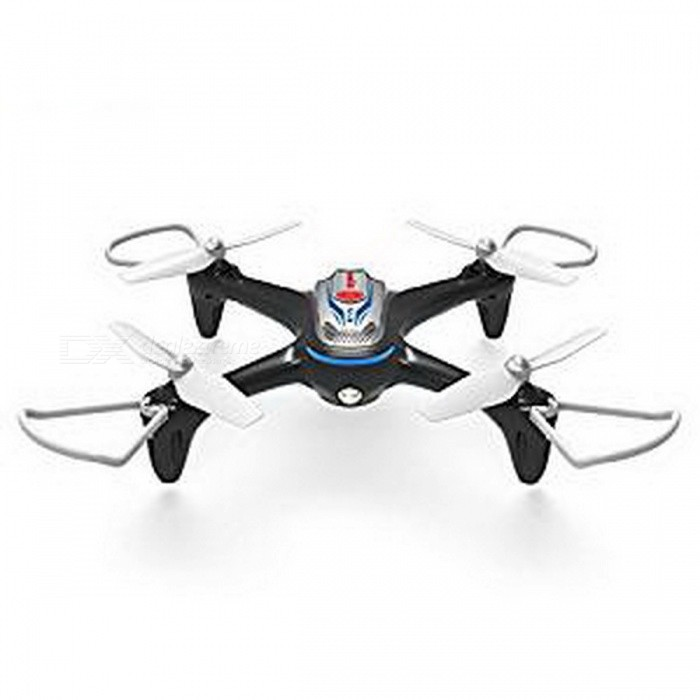 SYMA X15 Mini RC Drone RTF 2.4GHz Helicopter Quadcopter - BlackR/C Airplanes&amp;Quadcopters<br>ColorBlackModelX15MaterialPlasticQuantity1 setGyroscopeYesChannels Quanlity4 channelFunctionOthers,Up/down,Forward/backward,Turn left/right,Sideward flight,3D rollover,One Key Taking Off,One Key Landing,Height HoldingRemote TypeRadio ControlRemote control frequency2.4GHzRemote Control Range50 mSuitable Age 8-11 years,12-15 years,Grown upsCameraNoLamp YesBattery TypeLi-ion batteryBattery Capacity450 mAhCharging Time100 minutesWorking Time7 minutesRemote Controller Battery TypeAARemote Controller Battery Number4 x 1.5V AA battery(not included)Remote Control TypeWirelessModelMode 2 (Left Throttle Hand)Packing List1 x Quadcopter1 x Transmitter1 x USB Charging Cable1 x Screwdriver4 x Spare Propeller<br>