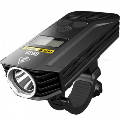 NITECORE BR35 Bike Light Dual Distance Beam Rechargeable 2xCREE XM-L2 U2 1800lm Bicycle Light