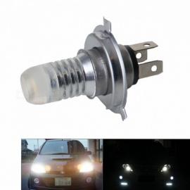 Zhishunjia H4 3W 300lm COB-LED Cold White Light Car Fog Lamp (10~30V)