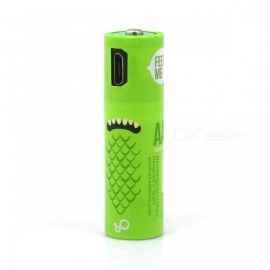 Micro USB Rechargeable AA Battery - 4PCS