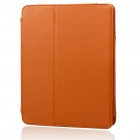Protective Ultrathin PU Leather Case for   Ipad - Brown