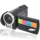 "5.0MP CMOS HD 720P Digital Video Camcorder w/ 4X Digital Zoom/SD Slot (2.4"" TFT LCD / 2*AA)"