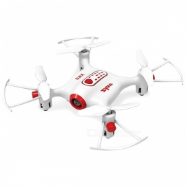 SYMA X20 Mini Drone RC Quadcopter Helicopter 4 Channel Headless Mode Altitude Hold Aircraft Toy For Boys - White