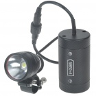 Eastward YJ-E03 SSC P7 3-Mode 800-Lumen LED Bike Light Set - Black (4*18650)
