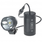 Eastward YJ-E01 SSC P7 3-Mode 800-Lumen LED Bike Light Set - Black (4*18650)