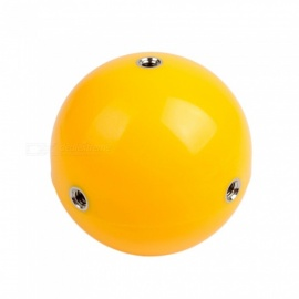 ismartdigi i452 float ball for gopro hero 2 3 3 + 4 økt 5 6 SJ4000 - gul