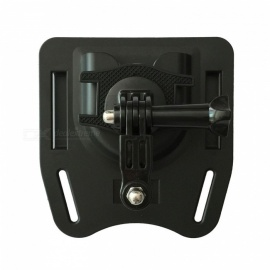 Ismartdigi iG-BM1 Camera Belt Mount for Gopro Hero 2 3 3+ 4 Session 5 6 SJ4000 - Black