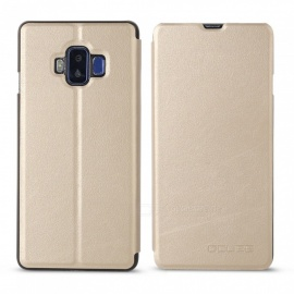 OCUBE Protective Flip-open PU Leather Case for VKworld S8 5.99 Inches - Golden