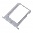 Stainless Steel Replacement Micro Sim Card Tray/Slot for Iphone 4 - Silver