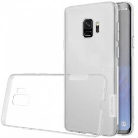 Nillkin Soft TPU Protective Cover Case for Samsung Galaxy S9 - Translucent