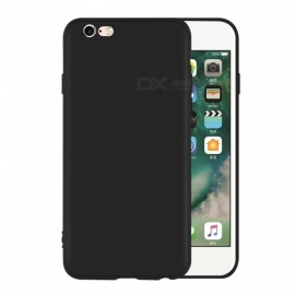 Dayspirit Protective Matte Frosted TPU Back Case for IPHONE 6 PLUS , 6S PLUS - Black