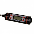 "0.9"" LCD Digital Thermometer for Oven (-50~300 Degree Celsius / -58~572F / 1*AG13)"