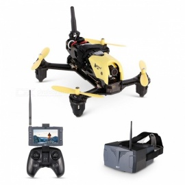 Hubsan H122D X4 STORM 5.8G FPV micro racing drone quadcopter met 720 P camera, HV002 bril