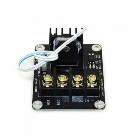 ZHAOYAO 3D Printer Board High Power Hot Bed Module MOS Tube Power Expansion High Current Load Accessories