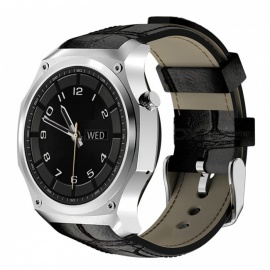 android 5.1 affaires montre intelligente wth 1GM RAM, 16GB ROM, wi-fi, moniteur de fréquence cardiaque, positionnement GPS