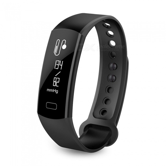 C07 Smart Bracelet 0.91 OLED Bluetooth V4.0 IP67 Wristband - BlackSmart Bracelets<br>ColorBlackModelC07Quantity1 setMaterialPC+TPUWater-proofIP67Bluetooth VersionBluetooth V4.0Touch Screen TypeYesOperating SystemNoCompatible OSAndroid 4.4 and above, Bluetooth 4.0. iOS 7.0 and above.Battery Capacity60 mAhBattery TypeLi-polymer batteryStandby Time30 dayPacking List1 x Smart Bracelet1 x Charging Cable<br>