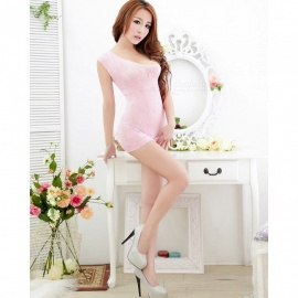 Fanshimite Sexy Dress Sexy Lingeries for Women - Pink