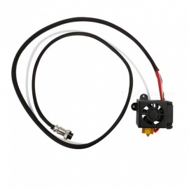 Creality 3D Full Assembled Extruder Kit with 2Pcs Fans, Fan Cover, Air Connection Nozzle
