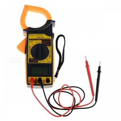 DM6266 Clamp Style Multimeter Instrumentation Clamp Meter