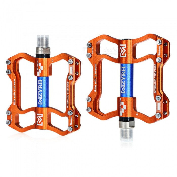MZYRH HD-001-1 Bike Three Peilin Anti-Slip Bearing Feet - Orange