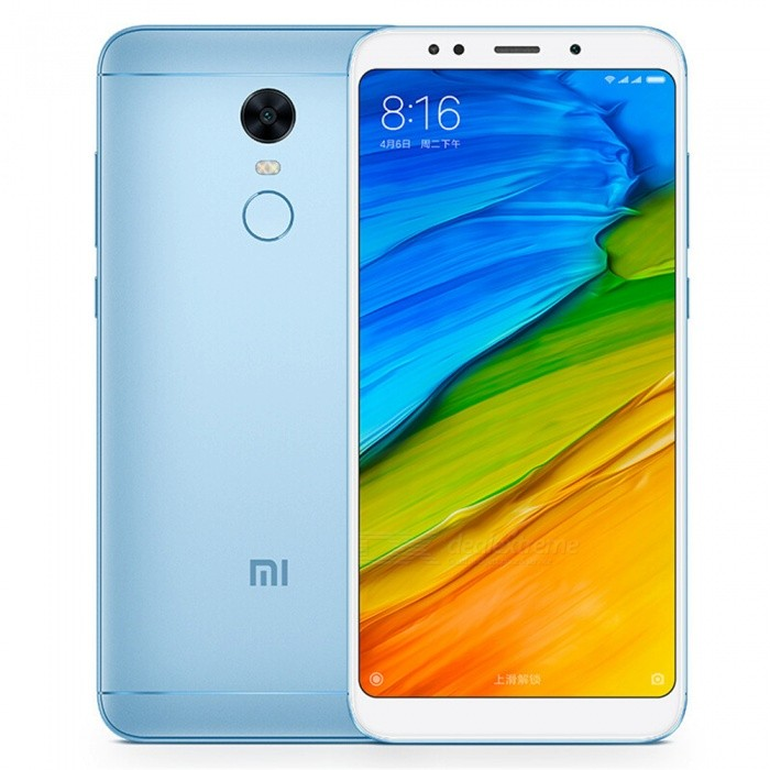 Xiaomi Redmi 5 Plus 4G Phablet International Version 5.99 Phone with 3GB RAM + 32GB ROM - Light BlueAndroid Phones<br>ColorLight BlueBrandXiaomiModelRedmi 5 PlusQuantity1 pieceMaterialAluminum alloyForm  ColorBlueTypeBrand NewPower AdapterUS PlugHousing Case MaterialAluminum alloyNetwork Type2G,3G,4GBand Details2GGSM B2/3/5/8 2GCDMA 1X BC0 3GCDMA 2000 BC0 3GWCDMA B1/2/5/8 3GTDS-CDMA B34/39 4GTDD-LTE B34/38/39/40/41 4GFDD-LTE B1/3/5/7/8Data TransferGPRS,HSDPA,EDGE,LTE,HSUPAWLAN Wi-Fi 802.11 a,b,g,nSIM Card TypeMicro SIM,Nano SIMSIM Card Quantity2Network StandbyDual Network StandbyGPSYesBluetooth VersionBluetooth V4.2Operating SystemAndroid 6.0CPU ProcessorSnapdragon 625 Octa Core 2.0GHz,Octa CoreCPU Core QuantityOcta-CoreGPUAdreno 506LanguageEnglish, Simplified Chinese, Traditional Chinese, Dutch, Indonesian, Malay, Persian, Danish, German, Estonian, Spanish, French, Zulu, Italian, Swahili, Latvian, Lithuanian, Hungarian, Norwegian, Polish, Portuguese, Romansh, Slovak, Vietnamese, Turkish, Russian, Arabic, Korean, JapaneseRAM3GBROM32GBAvailable MemoryN/AMemory CardN/AMax. Expansion SupportedNOSize Range5.5 inches &amp; OverTouch Screen TypeYesScreen Resolution1920*1080Multitouch10Screen Size ( inches)Others,5.99Screen Edge2.5D Curved EdgeCamera type2 x CamerasCamera Pixel12.0MPFront Camera Pixels5.0 MPVideo Recording Resolution1080p (1920?1080, 30 frames/sec) video recording<br>720p (1280 x 720, 30 fps) video recordingFlashYesAuto FocusyesTouch FocusYesOther Camera FunctionsPDAF phase focus, dark light enhancement, high dynamic range adjustment, panoramic mode, continuous shooting mode, facial recognition, smart beauty 3.0, countdown timerTalk Time8-10 hoursStandby Time180-210 hoursBattery Capacity4000 mAhBattery ModeNon-removablefeaturesWi-Fi,GPS,Bluetooth,OTGSensorG-sensor,Proximity,Compass,Accelerometer,Gesture,Heart rate,BarometerWaterproof LevelIPX0 (Not Protected)Shock-proofNoI/O InterfaceMicro USB,3.5mmTV TunerNoReference Websites== Will this mobile phone work