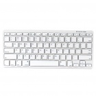 78-Key kompakte dünne Wireless Keyboard für iPad / iPhone 4/3GS/iPod Touch 4 (90cm-Kabel)