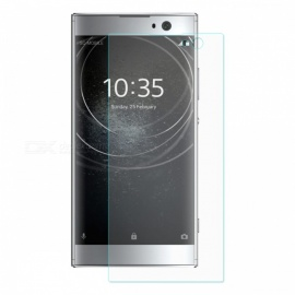 ENKAY 2.5D Tempered Glass Screen Protector for Sony Xperia XA2 - Transparent