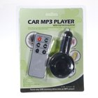 14-Channel FM Transmitter and MP3 Player with USB Port and Remote Black)