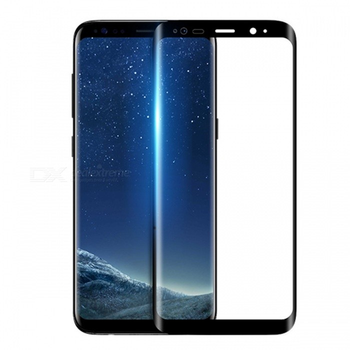 HOCO 0.3mm 9H Anti-Scratch Full-Screen Transparent Tempered Glass Screen Protector for Samsung Galaxy S9