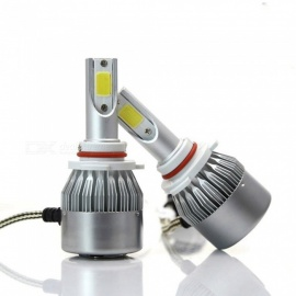 Sencart H7 36W Cold White Ultra Bright LED Headlamp Headlight (DC 12-24V/ 2 PCS)