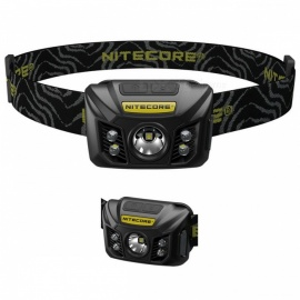 NITECORE NU32 550Lm Cree XP - G2 USB Rechargeable High CRI LED Headlamp With Multiple Outputs