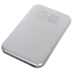 "USB 2.0 2.5 ""SATA HDD Enclosure с Чехол - Silver"