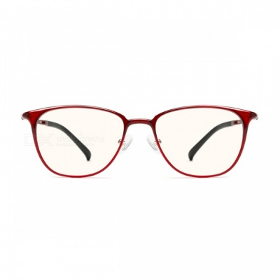 Xiaomi Mijia TS Anti-Blue Light Glasses Anti-Fatigue Eye Protector Glasses - Red