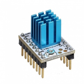 ZHAOYAO 3D Printer Parts MKS TMC2100 Stepper Motor Drive Module with Ultra-quiet Radiator