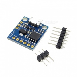 ZHAOYAO Digispark kickstarter Mini AR USB Development Board - Blue