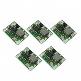 ZHAOYAO 5PCS MP1584EN Ultra-Small DC-DC 3A Power Supply Buck Adjustable Modules