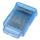 USB Mini SDHC Micro SD/TF Card Reader - Blue (480Mbps/8GB)