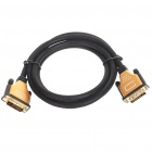 DVI 24+1 Male to Male Connection Cable (1.8M-Length)
