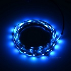 Cinta LED Cuttable flexible (1M 60 LED azul)